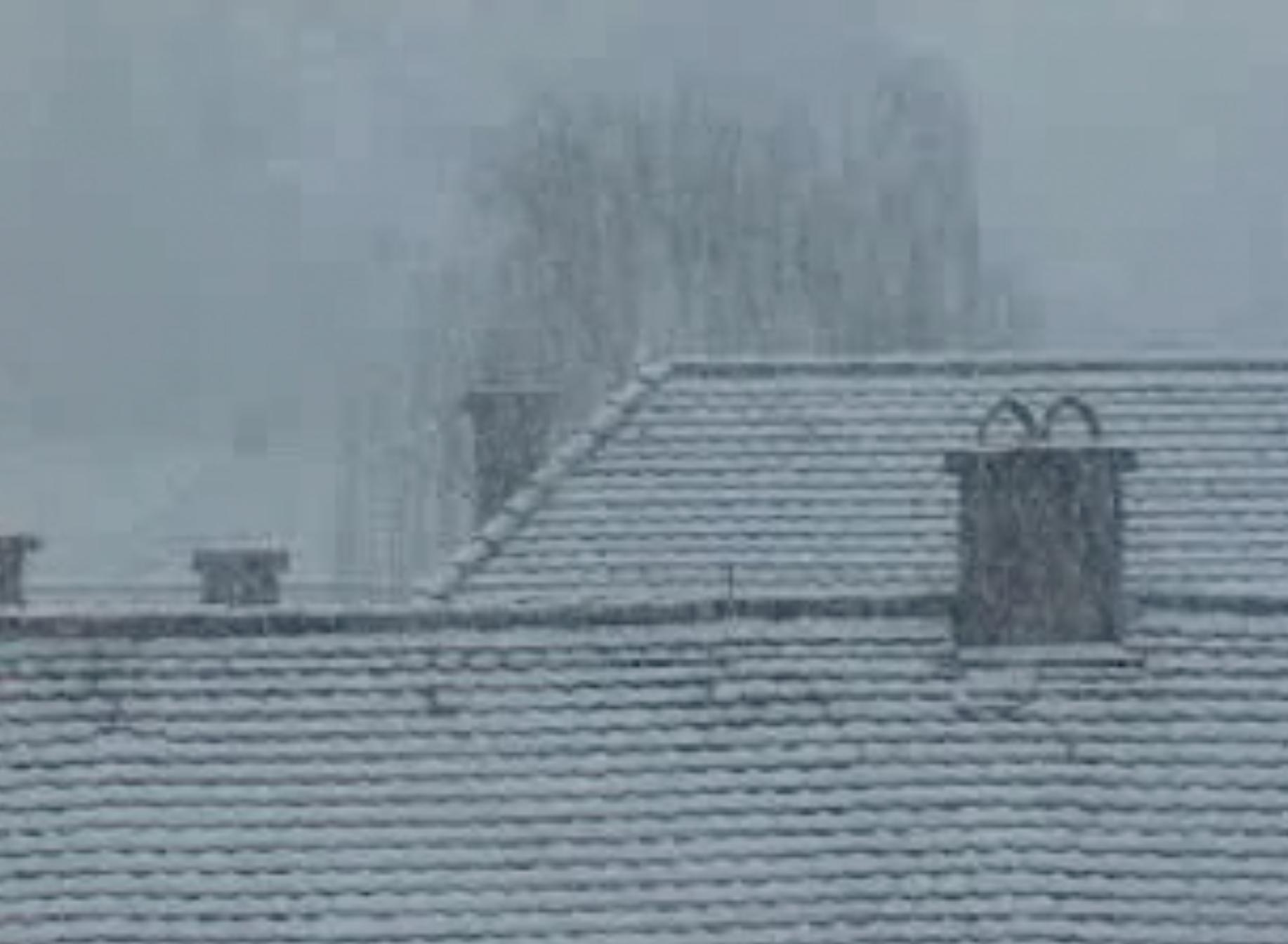 es schneit ...